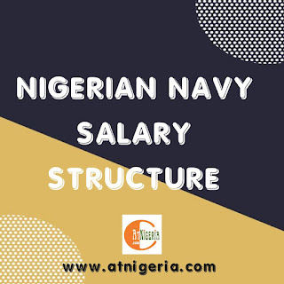 Nigerian Navy Salary Structure for this Year