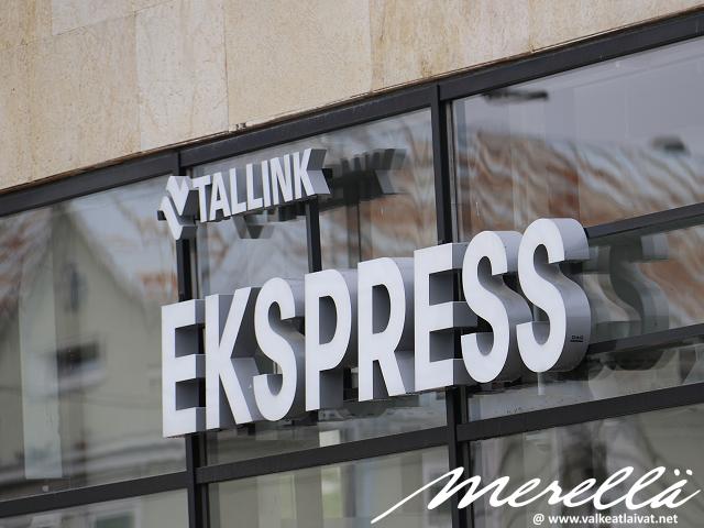 Ostokset Tallink