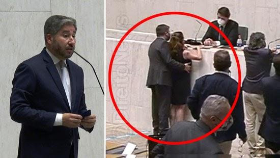 suspensao deputado apalpou colega divide advogadas