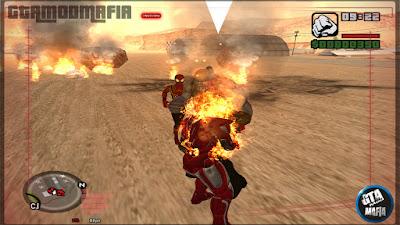 GTA San Andreas Avengers Endgame Mod For PC