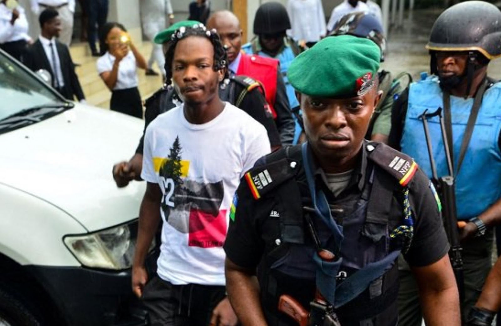 EFCC Releases Full Statement On Naira Marley's Court Arraignment (Details)