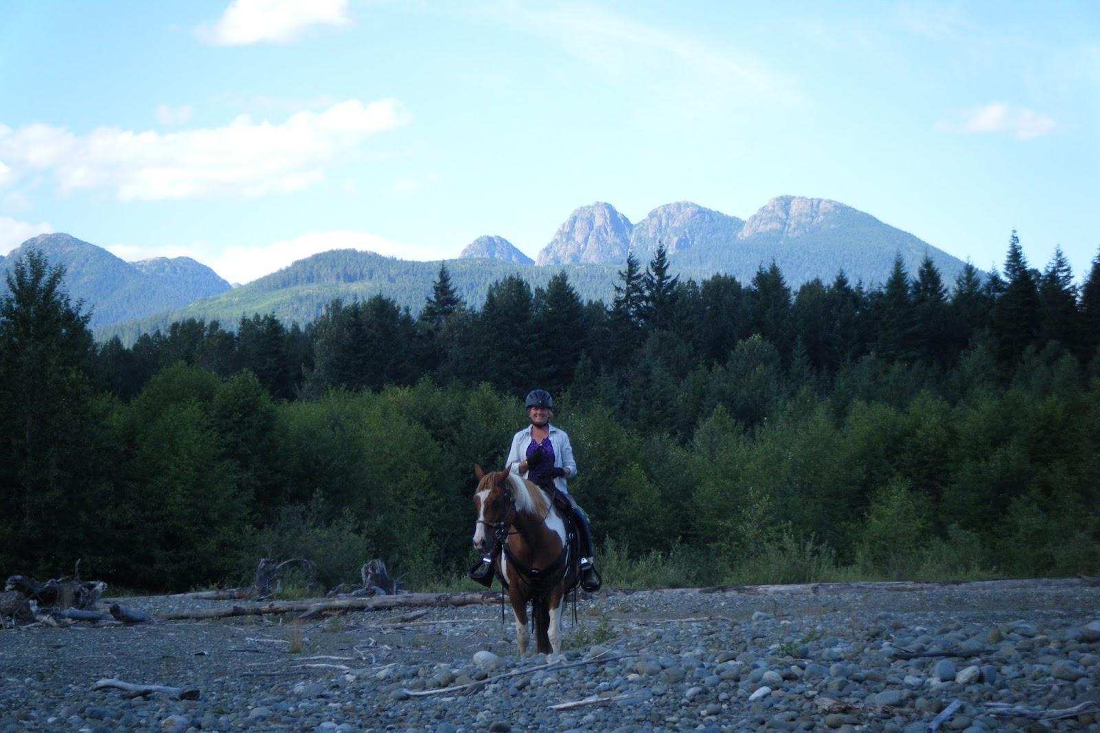 Vancouver Island Campsites: Memekay Horse Camp