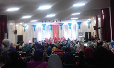 محاضرة قيمة وحضور متميز للمرأة في اليوم الاول من المهرجان القرآني لاشتوكة ايت باها