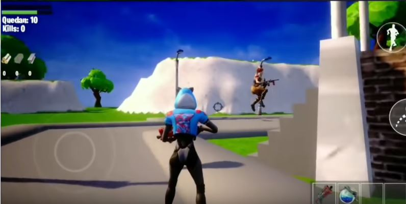 FORTNITE Mobile Lite apk Download