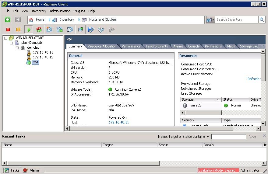 Esxi 4 1 evaluation license key   VMWare ESXi 5 1/5 5 free