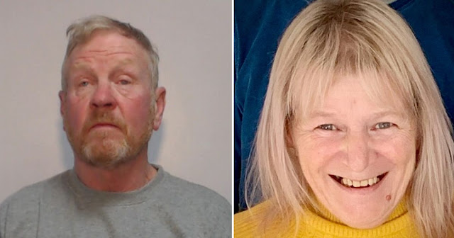 Husband hit wife's head 19 times with axe then phoned 999 to confess murder
