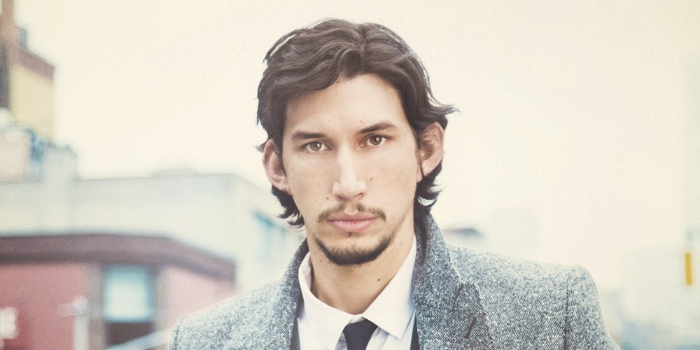 actor Adam Driver Star Wars Episode 7 casting villain