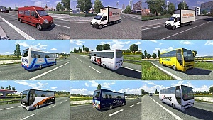 AI Traffic Pack v 1.0 mod by JazzyCat