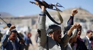 Pemberontak Syiah Houthi Tewas Saat Bentrok dengan Tentara Yaman