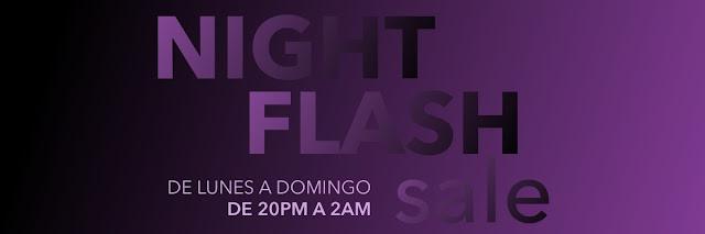 Mejores Ofertas Flash Nocturnas de la tienda de Honor