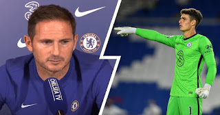 I saw confidence in him: Chelsea boss Frank Lampard reacts to Kepa performance against Brighton.