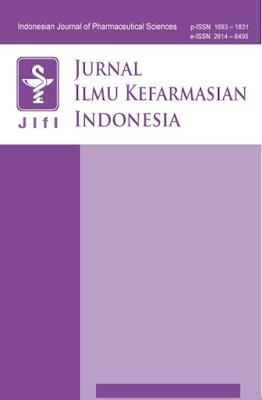 Jurnal Ilmu Kefarmasian Indonesia