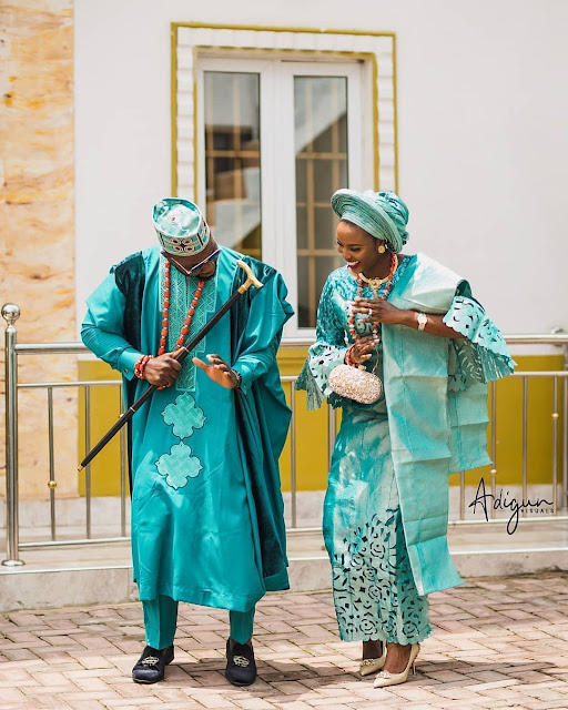 2019 African Fashion: Beautiful Styles for Couples