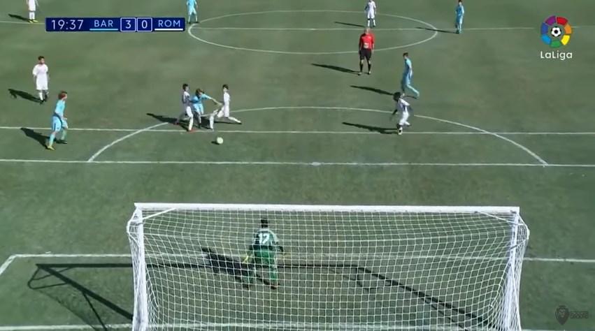 Wow, Anak Ini Mencetak Gol Berkualitas Seperti Messi
