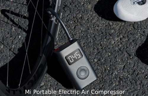 Mi Portable Electric Air Compressor