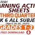 LAS WEEK 6 - ANSWER SHEETS FOR SLM Q3 GRADES 1-3