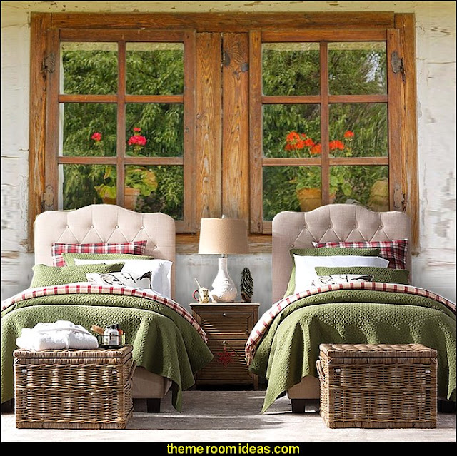 Rustic Garden Windows mural wall murals Garden Themed Bedrooms - decorating butterfly garden themed bedrooms - garden theme decor - floral bedding - flower theme bedding - flower wall decals - garden themed wall murals - ladybug bedroom ideas - garden wallpaper murals - flower wall decals - cottage garden theme bedroom furniture - house theme bed - adult garden theme bedrooms - floral bedding - Leaf chair