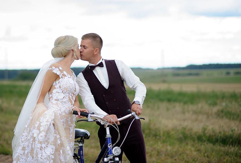 vestuvių fotografas Skuode