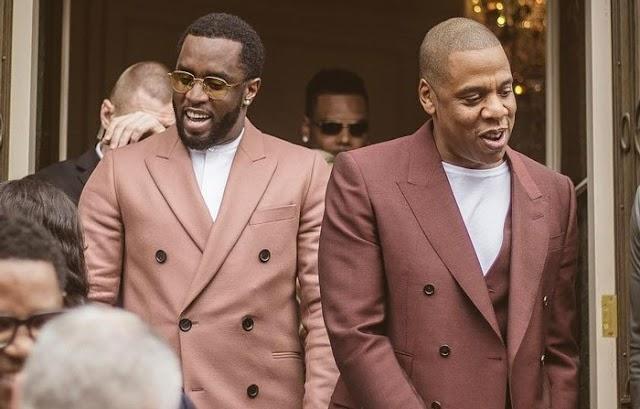 Sakata La Usaliti wa JayZ Kwa Watu Weusi: P Diddy Amuunga Mkono Jay Z