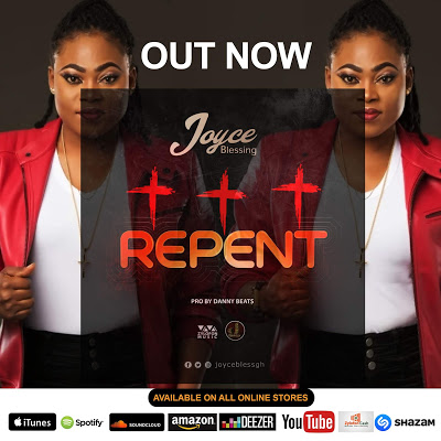Joyce Blessing Releases New Hit Single 'REPENT'
