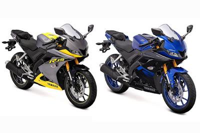 Motor Sport All New Yamaha R15