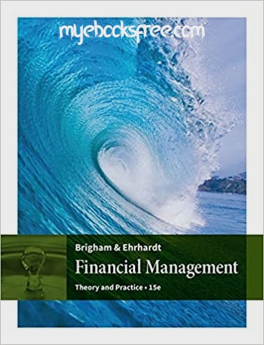 Financial Management Pdf Book 15e by Brigham and Ehrhardt