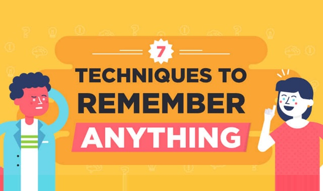 7 Techniques to Remember Anything