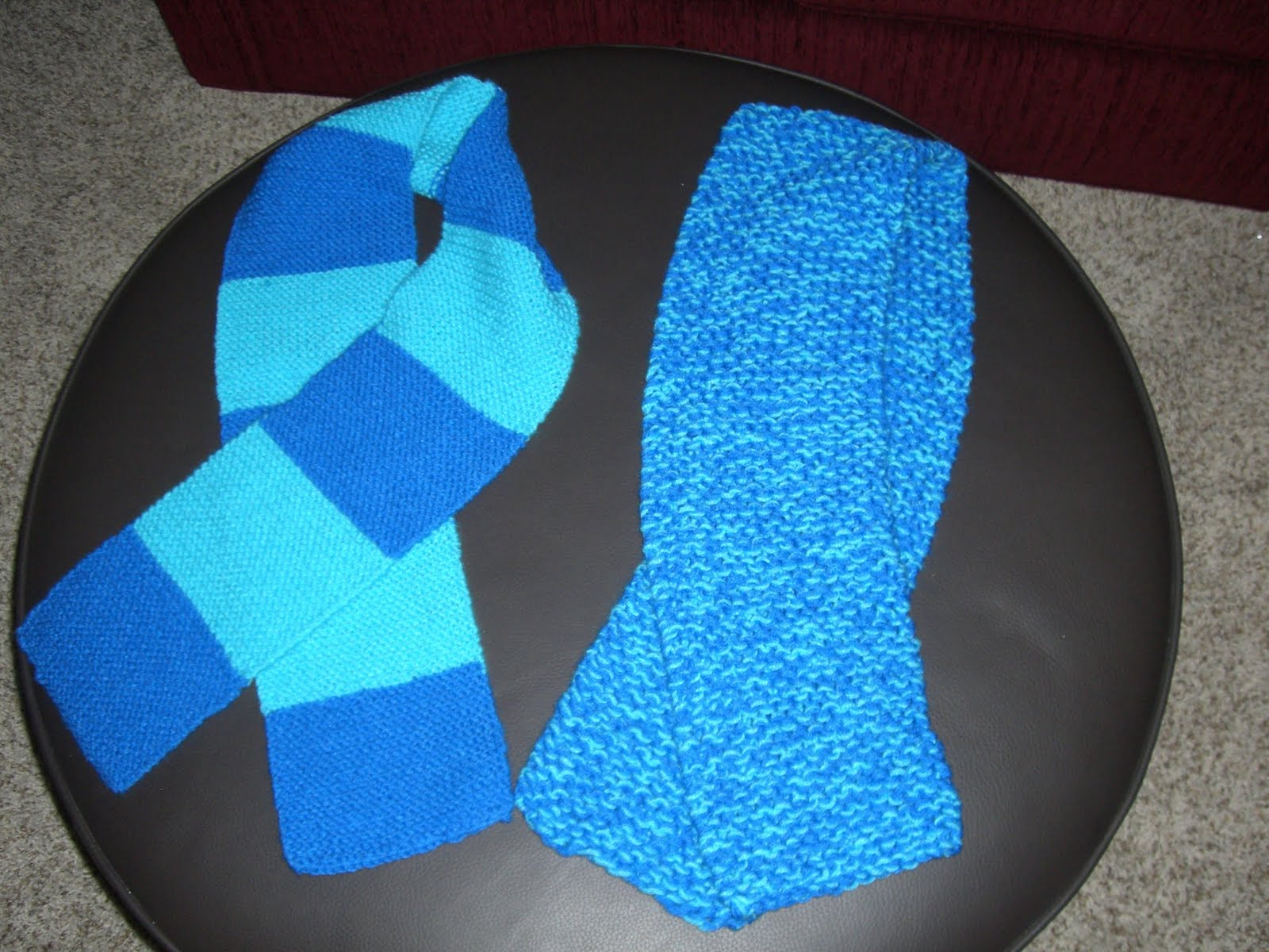 Lisa's Loft: Scarves for Special Olympics