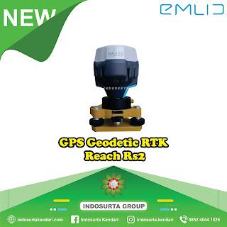Jual GPS Geodetic RTK Emlid Reach RS2 di Kendari