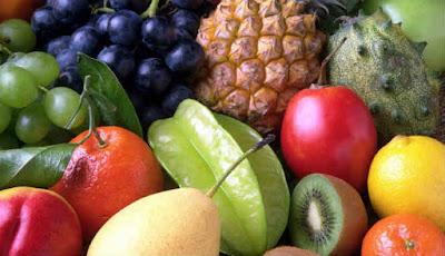 buah dan sayur yang penting bagi tubuh