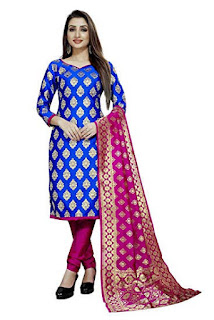 Aagyeyi Petite Salwar Suits & Dress Materials
