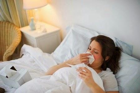 dị ứng ở phụ nữ có thai và cách phòng tránh