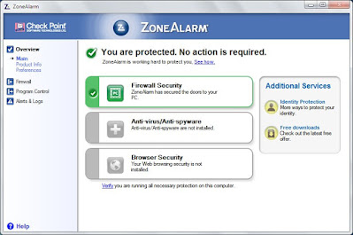 برنامج, ZoneAlarm ,Firewall, حماية, وجدار, نارى, للكمبيوتر, اخر, اصدار