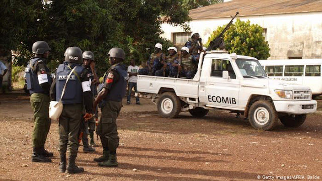 Oposição guineense critica reforço militar da CEDEAO