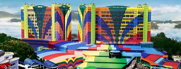 hotel first world genting hinglands resort malaysia
