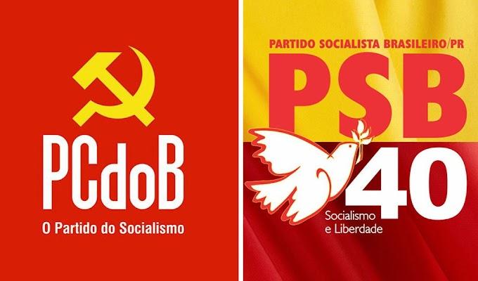Fusão do PSB e PC do B pode criar o Socialistas