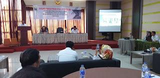 Asisten II Bidang Perekonomian Dan Pembangunan Provinsi Jambi Secara Resmi Membuka Rakor Komisi Pengawasan Pupuk Dan Pestisida (KP3) Provinsì Jambi.