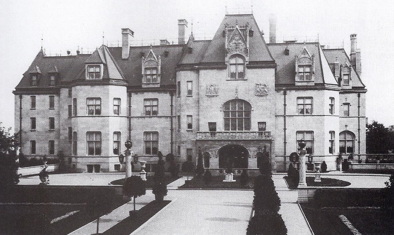 The Breakers Newport Floor Plan The Gilded Age Era Quot Ochre Court Quot The Ogden Goelet Estate