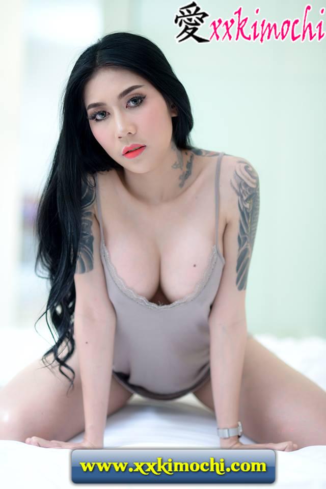 8 Foto Hot dan Seksi Model Thailand Bernama NooJom Kondeim 05