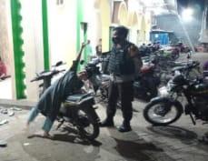 Antisipasi Gangguan Kamtibmas Selama Ramadhan, Personil Polsek Marbo Optimalkan Pengaman Mesjid