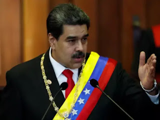 Venezuela's parliament tries to lure military into disavowing Maduro