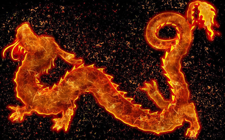 Fond d'écran dragon chinois - Fonds d'écran HD