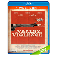 En el valle de la violencia (2016) BRRip 720p Audio Dual Latino-Ingles