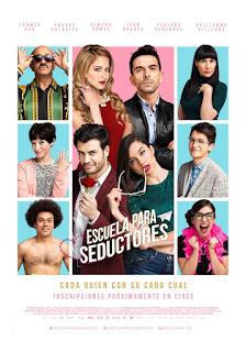 Escuela para seductores [2020] [DVDR] [NTSC] [Latino]