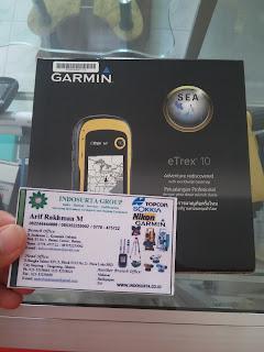 JUAL GPS GARMIN ETREX10 ALAT UKUR LUAS LAHAN / TANAH