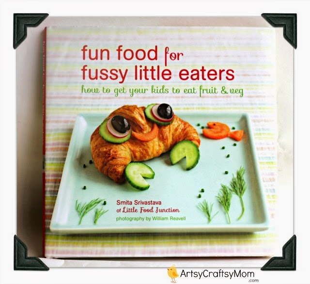 Fun Food fussy little eaters cover