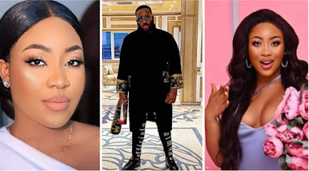 """""""As A Party Jollof Rice That You Are"""" - Erica Mocks Kiddwaya After He Revealed Two Women Are Fighting For His Love"""