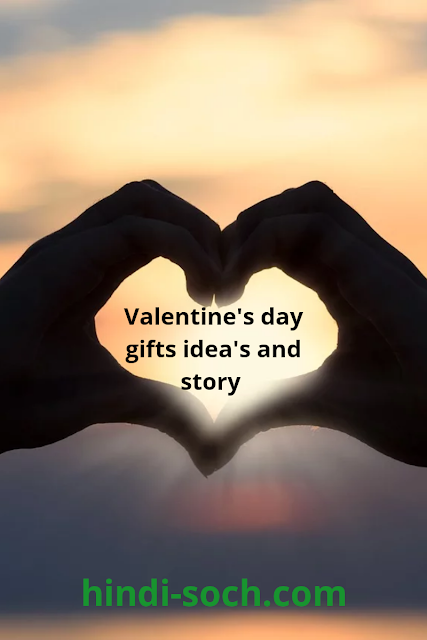 Valentine's day gifts idea's