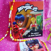 #Kidslisent Miraculous, un cadeau de St-Valentin - Collectif Hachette