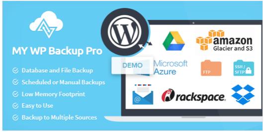 Plugin My WP Backup Untuk Wordpress